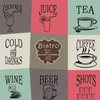 Bistro Cafe Bar new logo